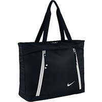 Nike Auralux Training Tote Bag, Black/White