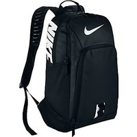 Nike Alpha Adapt Rev Backpack, Black/White