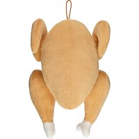 Fred & Ginger Christmas Turkey Dog Toy