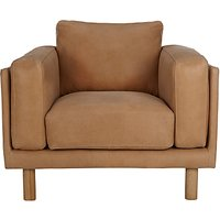 Design Project by John Lewis No.002 Leather Armchair