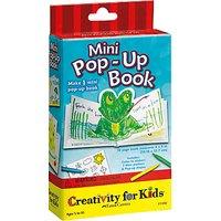 Creativity for Kids Mini Pop-Up Book