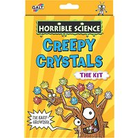 Horrible Science Creepy Crystals Kit