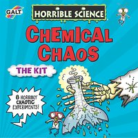 Horrible Science Chemical Chaos Kit