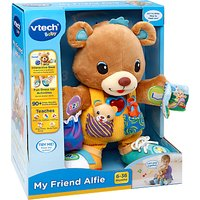 VTech Baby My Friend Alfie Furry Toy