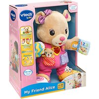 Vtech Baby My Friend Alice Furry Toy
