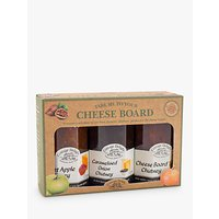 Cottage Delight Take Me To The Cheeseboard Chutneys, Set of 3