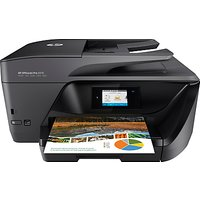 HP OfficeJet Pro 6970 All-In-One Wireless Printer with Touch Screen, HP Instant Ink Compatible with 3 Months Trial