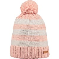 Barts Meuse Beanie Hat, One Size, Bloom