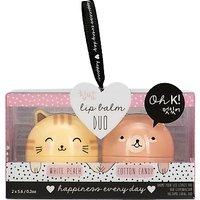 NPW Oh K Cat Duo Lip Balm