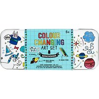NPW Magic Colour Changing Art Set
