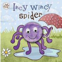 Incy Wincy Spider Puppet Children's Board Book