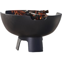 Mors ¸ Outdoor Firepit, Black