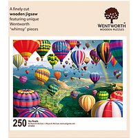 Wenworth Wooden Puzzles Sky Roads Jigsaw Puzzle, 250 pcs
