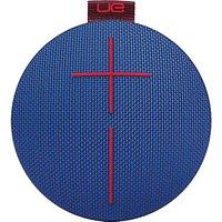 UE ROLL 2 By Ultimate Ears Bluetooth Waterproof Portable Speaker With UE Floatie