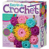 Easy-To-Do Crochet Art