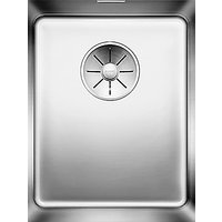 Blanco Andano 340-IF Single Bowl Inset Kitchen Sink, Stainless Steel