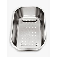 Blanco Colander for Classic 6S Kitchen Sinks, Stainless Steel