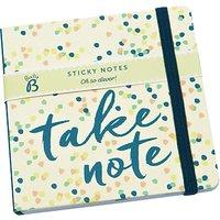 Busy B Sticky Notes