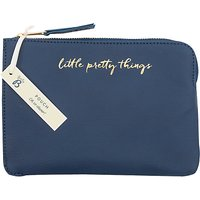Busy B Little Pretty Things Pouch, Navy