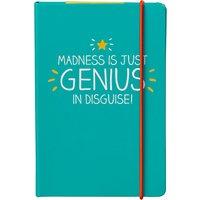 Happy Jackson A6 Madness Notebook