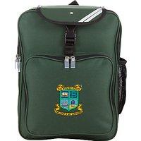 Pointer School Rucksack, Medium, Green
