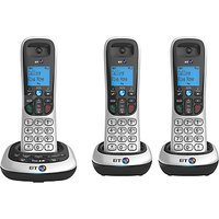 BT 2700 Digital Cordless Phone with Answering Machine, Trio DECT