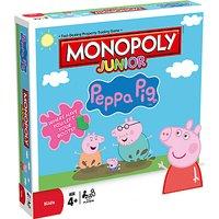 Monopoly Junior Peppa Pig Board Game