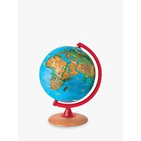 Nova Rico Circus Illuminated Childrens Globe, 25cm