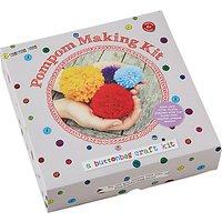 Buttonbag Pom Pom Making Craft Kit
