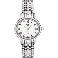 Tissot T1031101103300 Womens T-Lady Bella Ora Bracelet Strap Watch, Silver/White
