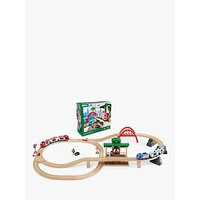 Brio Travel Switching Train Set