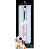 Cross Star Wars BB-8 Sphero Droid Click Gel Pen, White