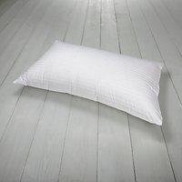 John Lewis Luxury Hungarian Goose Down Standard Pillow, Extra Firm