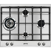 Smeg P361XGH Linea Aesthetic Integrated Gas Hob