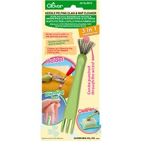 Clover Needle Felting Claw and Mat Cleaning Tool