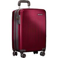 Briggs & Riley Sympatico 4-Wheel Expandable International Cabin Suitcase