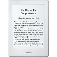 Amazon Kindle eReader, 6, Wi-Fi