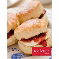Red Letter Days Brighton Trip and Cream Tea For 2