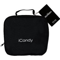 iCandy The Screen Pushchair Sunshade, Black