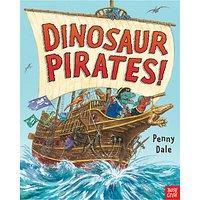 Dinosaur Pirates Childrens Book