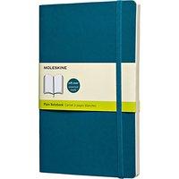 Moleskine Large Soft Cover Plain Notebook