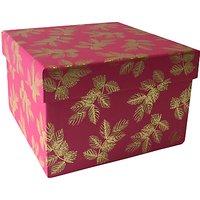 Sara Miller Leaves Gift Box, Medium