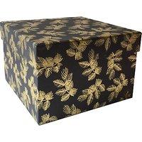 Sara Miller Leaves Gift Box, Large