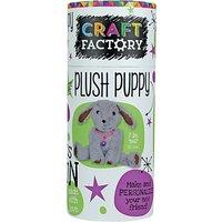 Craft Factory Plush Puppy