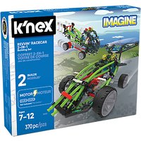 K'Nex Revvin' Racecar 2 In 1 Building Set