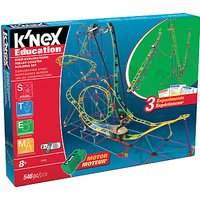 K'Nex Education STEM Explorations Roller Coaster Building Set