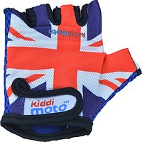 Kiddimoto Gloves, Red, Small