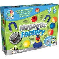 Science4you STEM Magnetic Factory