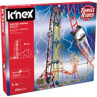 K'Nex Electric Inferno Roller Coaster Building Set