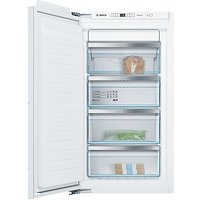 Bosch GIN31AE30G Integrated Freezer, A++ Energy Rating, 56cm Wide